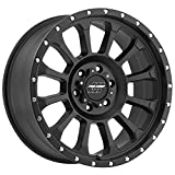 Pro Comp Alloys Series 34 Rockwell Wheel with Satin Black Finish (18x9'/6x135mm)