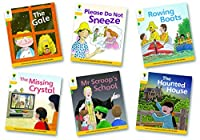 Oxford Reading Tree: Level 5: Floppy's Phonics Fiction: Pack of 6