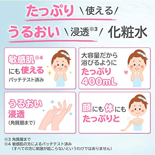 ロート製薬肌ラボ『極水ハトムギ+浸透化粧水』