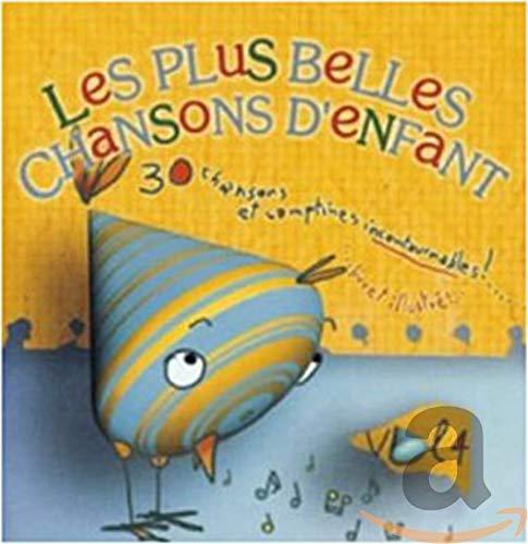 Les Plus Belles Chansons D'enfants, Volume 4