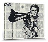 1art1 Dirty Harry - Make My Day, Loui Jover Bilder