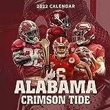 Alabama Crimson Tide 2022 Calendar