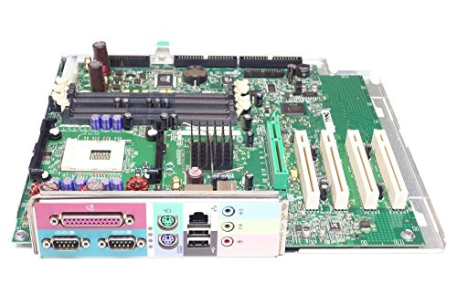 Dell 2P418 Precision 340 Mainboard Motherboard Socket Sockel 478B + Tray/ Platte (Generalüberholt)
