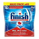 Finish Pastilles Lave-Vaisselle Powerball All in One Max