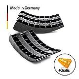 Froli Rundkeile Mini 2er Set Reifenschützer, Reifenschoner für Wohnwagen, Wohnmobil oder Anhänger