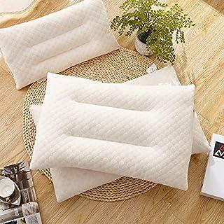 NA Adultos Sleep Broken partículas de látex Almohada de látex Almohada de látex Almohada Almohada (Size : 40 * 60cm (Plus Packaging))