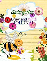 Kindergarten Draw and Write Journal (Draw and Write Books Nature Series) (Volume 2)