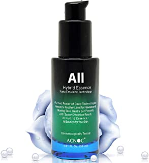 ACNOC All Hybrid Essence - Silicon Valley Awarded Product, Anti Aging Serum, Vitamin C Serum, Dark Spot and Hyperpigmentat...