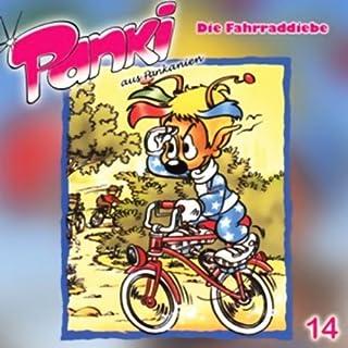 Die Fahrraddiebe (PANKI 14) Titelbild