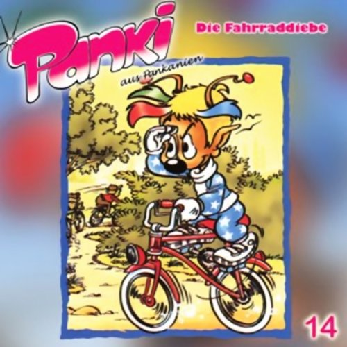 Die Fahrraddiebe Titelbild
