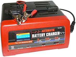 Titan 50/10/2 Amp Manual Starter/Charger