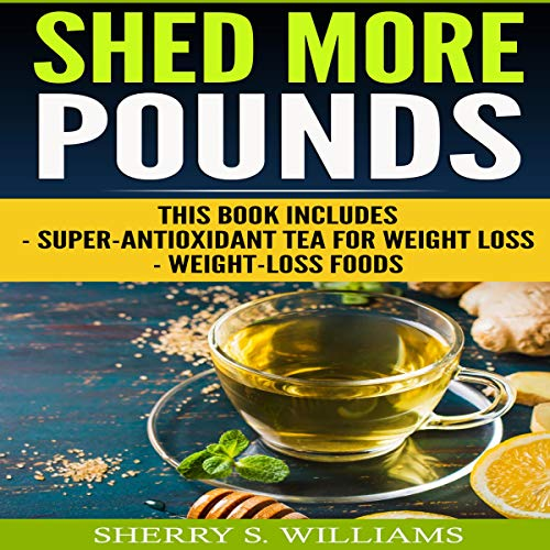 Shed More Pounds audiobook cover art