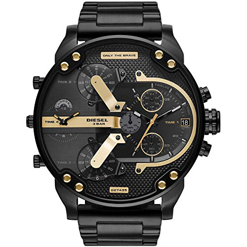 Diesel Mr. Daddy 2.0 Montre chronographe pour homme