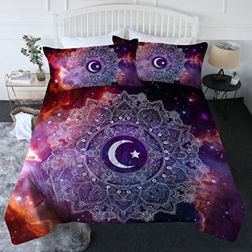 BlessLiving 3 Piece Celestial Ma...