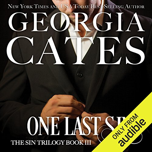 One Last Sin                   By:                                                                                                                                 Georgia Cates                               Narrated by:                                                                                                                                 Jennifer Mack,                                                                                        David Thorpe                      Length: 9 hrs and 15 mins     311 ratings     Overall 4.6