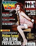 VSD [No 1480] du 04/01/2006 - UNIS 10 ANS APRES - LE CLAN MITTERRAND - JULIEN COURBET - LA DIABOLIQUE DE MEXICO AU COEUR DE LA MAFIA - MYLENE FARMER - TURIN A L'HEURE DES J.O.