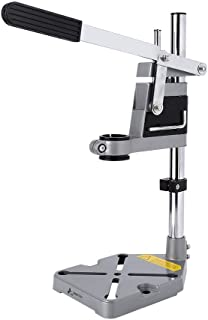 Drill Press Stand, Adjustable Drill Press Stand Universal Bench Clamp Drill Press Stand Workbench Repair Tool for Drilling TOP