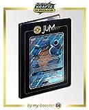 Turtok-GX (Blastoise-GX) SM189 Jumbo Full Art - #myboost X Sonne & Mond 10 Kräfte im Einklang - Portafolio A4 - Almacenamiento 180 Cartas