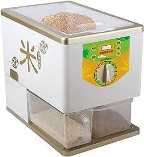 YJINGRUI 精米機 家庭用 電気 無洗米 産量250-500g/min 1-8階段精度調整 簡単な操作と洗い 電源変圧器付き 220Vから110Vへ 日本で使える 260W