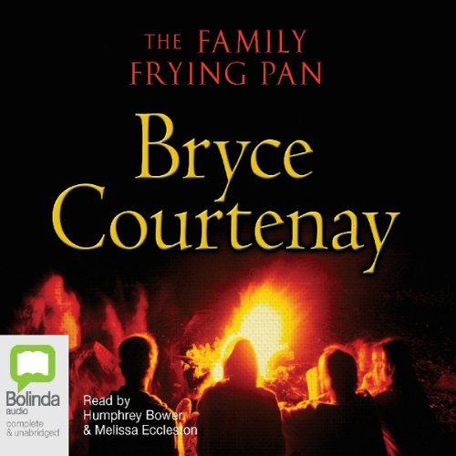 The Family Frying Pan audiobook cover art