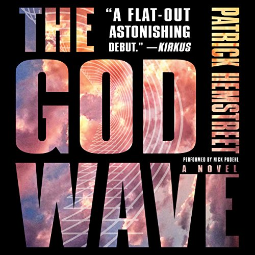 The God Wave audiobook cover art