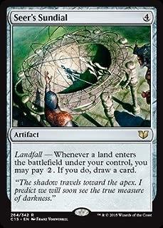 Magic: the Gathering Seer39;s Sundial (264/342) - Commander 2015