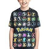 xiaoxiaoshen T Shirt Kids Youth Short Sleeve Fashion 3D Print Cartoon Anime Boys Girls Tops Casual