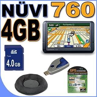 Garmin Nuvi 760 Portable GPS Vehicle Navigation System w/ 4.3