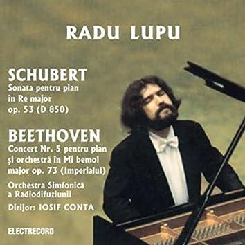 Shubert,  Beethoven