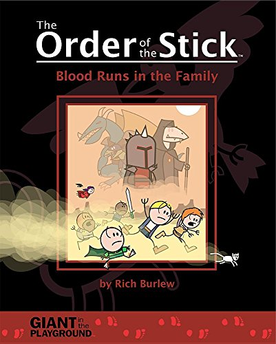 Order of the Stick 5 - Blood Runs in the Family