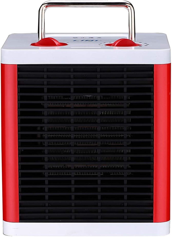 salida de fábrica THBEIBIE Calefactor de Aire Caliente portátil de Aire Caliente Caliente Caliente (Color   rojo, Tamaño   17  19  19CM)  marca en liquidación de venta