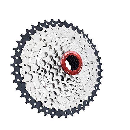 BGDFJIYM MTB Mountain Bike 8 Speed Cassette 8 Velocidade 8S 42T Bicycle Freewheel Flywheel Sprocket Cog 441G 8 Speed 11-42T