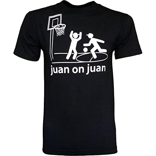 934a056de529 Juan on Juan Funny Basketball Men s T-Shirt