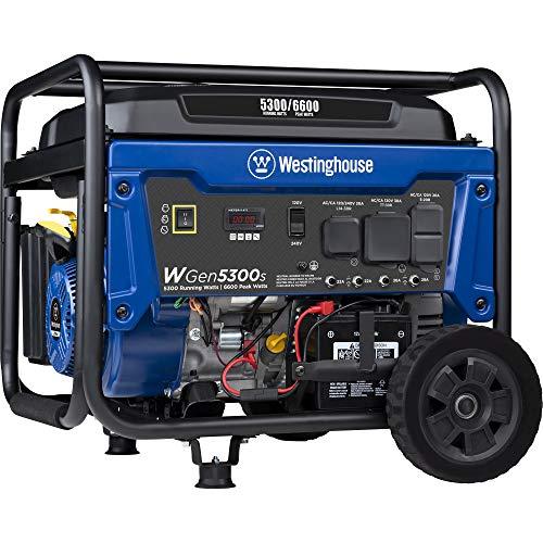 Westinghouse 5302 WGen5300s Storm Portable...