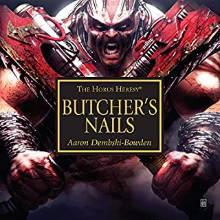 Butcher's Nails audiobook cover art
