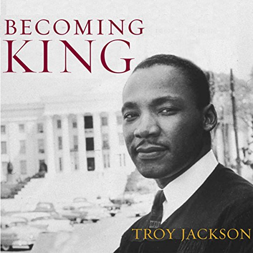 Becoming King cover art