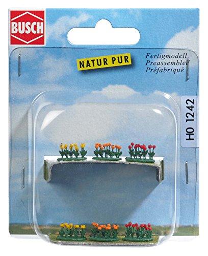 Busch 1242 Tulipes 70/échelle Ho Scenery kit