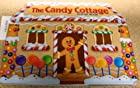 The Candy Cottage - Pop-up Book
