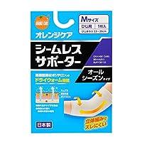 オレンジケアプロダクツ シームレスサポーター ひじM 1枚