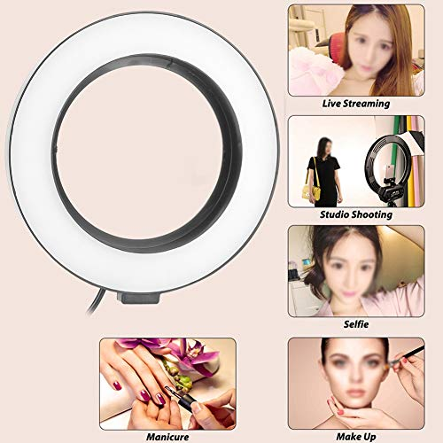 LED Selfie Ring Light, 6