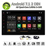 EINCAR Android 9.0 Car Stereo Double Din in Dash GPS Navigation Head Unit