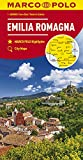 MARCO POLO Karte Italien Blatt 6 Emilia Romagna 1:200 000: Wegenkaart 1:200 000 (MARCO POLO Karten 1:200.000)