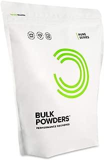 BULK POWDERS Micellar Casein Protein Powder, Slow Release Milk Protein Supplement Shake Drink, Unflavoured, 4 kg