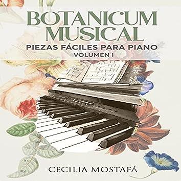 Botanicum Musical, Vol. 1: Piezas Fáciles para Piano