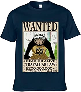 T-Shirt Animation ONE Piece Wanted Brook Soul King XS S M L XL XXL XXXL Adult Unisex Crew