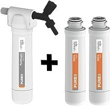 Filtro Purificador de água para Pet Planeta Água Pure9 Pet + 2 Refil