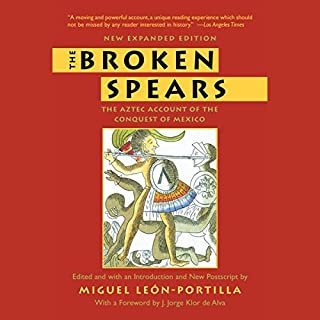 The Broken Spears cover art