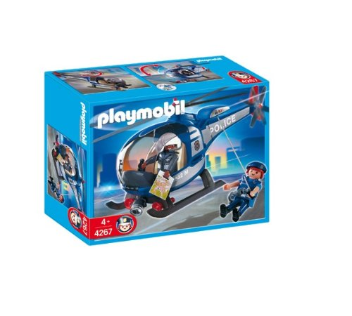 Playmobil 4267Police Copter