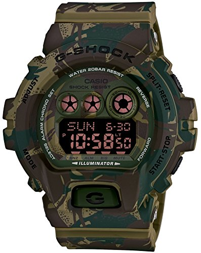 Casio G-Shock camouflage Series gd-x6900mc-3jr uomo Japan Import