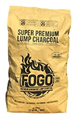 Hand selected Large Chunks of Hardwood Lump Charcoal Delicious Hardwood Smoked Flavor Lights quickly and burns hotter and longer Restaurant Quality